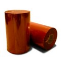 "4.33"" x 984' Red Wax Zebra Thermal Transfer Ribbons"