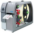 CAB XC4 2-Color Thermal Transfer GHS Compliant Label Printer