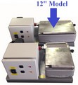 "Datco 12"" BASIC Hot Roll Tabletop Hot Melt Roll Coater"