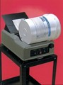 Advent Model 205 Hotmelt 5 Gallon Pail Labeler with Wheeled Cart
